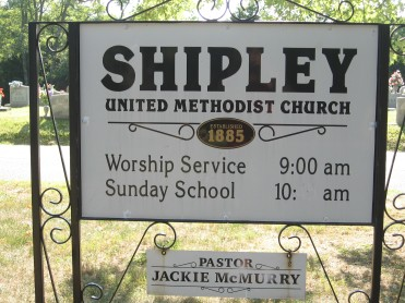 Shipley Methodist Church, TN 2